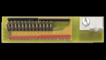 Modul pro zakončení interní sběrnice FP2864, používá se