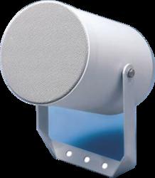 Projektor, plast, ø138x204 mm, 10/5/2,5/1,25 W / 100 V - 1