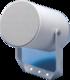 Projektor, plast, ø138x204 mm, 10/5/2,5/1,25 W / 100 V - 1/2