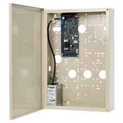 Inteligentní DGP 4 - 8 dveří, Ethernet, 8-32 vstupů, 4-16 (68) výstupů, 2 x RS485 pro 32 x ATS RAS / OSDP2 / bezdr. zámky, 65k uživatelů, 2 režimy: standardní (jako ATS125x) / rozšířený (8 dveří, konfig. s ATS8600 / C4), zdroj 13,8 Vss, 409 x 593 x 112 mm - 1