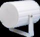 Projektor, kov, ø140x191 mm, 20/10/5/2,5 W / 100 V, 110- - 1/2