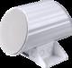 Projektor obousměrný, kov, ø140x196 mm, 20/10/5/2,5 W / - 1/2