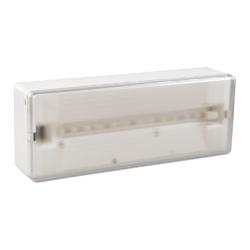 Stálé/dočasné nouzové světlo 38-100lm, 3hod. - GR-109/12L/180