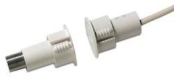 Magnetický kontakt zapuštěný pro ocelové rámy - 1