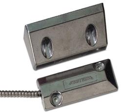 Magnetický kontakt, montáž na brány, pracovní mezera 75m - 1