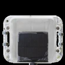Modul snímače bezdrátových bran, napájený bateriemi