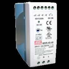 Síťový zdroj stejnosměrného proudu pro I / O moduly