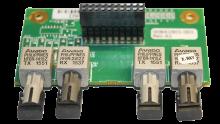 Komunikační karta, single-mode fiber optic (SMFO)