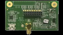 Přijímačová karta pro bezdrátový senzor brány