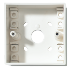 Bílá montážní krabička pro DMN