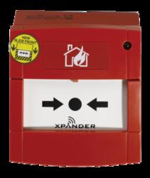 Tlačítkový bezdrátový hlásič řady 930 RF