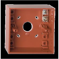 Červená montážní krabička pro DMN