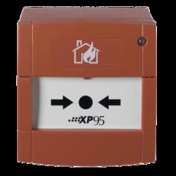 Tlačítkový požární hlásič řady 990 s izolátorem
