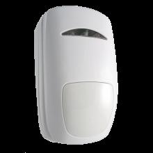 PQ15/100 - PIR detektor, Quad pyroelement, dosah 15m