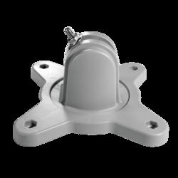 Montážní držák pro lineární hlásiče řady FD800 a nebo pro odrazky po doplnění o FD-MB30 nebo FD-MB40, rozsah 0° - 45°