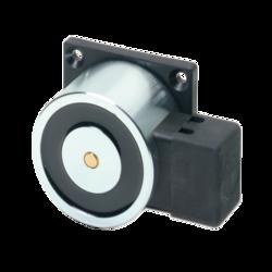 Dveřní magnet, ocelová čtvercová základna, VDS magnet (4