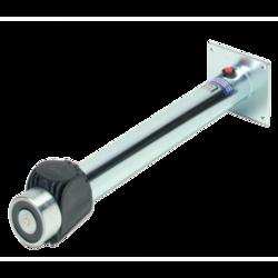 Dveřní magnet, tyč 400mm, nastavitelný,  VDS magnet (490