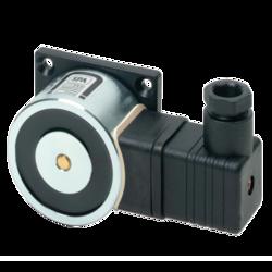 Dveřní magnet, IP65, ocelová čtvercová základna, VDS mag