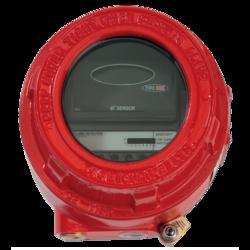 UV duální IR hlásič  plamene v ohniodolném kovovém pouzd