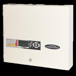 LaserSense CM - LCD, řadič sítě jednotek