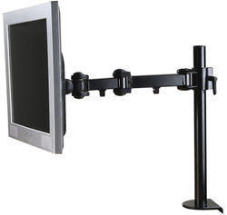 "Flatscreen na stůl (objímka),černý, 10-26"""