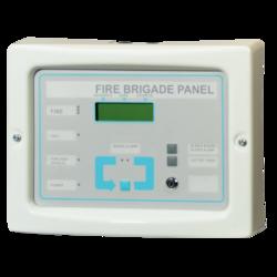 Požární tablo  s LCD displejem, membránová klávesnice