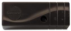 Vibrační otřesový detektor pro okna / dveře / stěny, bez LED
