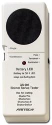Tester pro akustické detektory rozbití skla GS9xx, a 5815