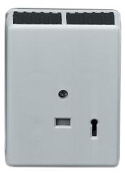 Tísňová tlačítko, mechanická aretace, dvojité tlačítko