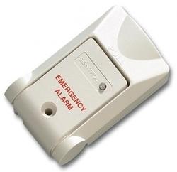 Tísňová tlačítko, mechanická aretace, 1 x tlačítko