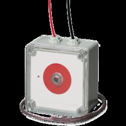 Vyhodnocovací jednotka řady 650 pro analogový teplotní kabely