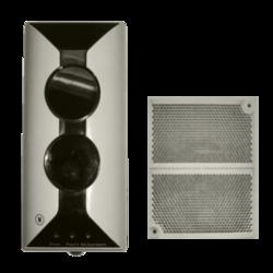 Kouřový požární lineární hlásič odrazový, dosah až 100m