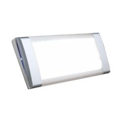 Stálé / dočasné LED nouzové světlo s auto-testem 125/125lm, výdrž 2-7 hod., IP40 - 1