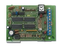 Analyzátor a čítač impulzů pro inerční detektory GS600 / 610