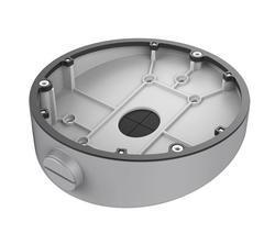 TruVision 360° Camera Round Angled Back Box, Conduit Por