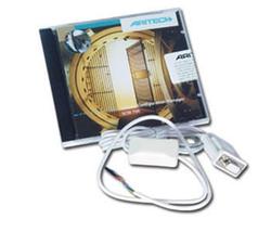 Sada pro programování detektorů řady VV700 (kabel & soft