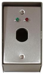 Kovový kryt pro KA150/157 se dvěma LED