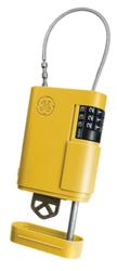 Přenosné úložiště klíčů s kombinačním zámkem a lankem Stor-A-Key - 1