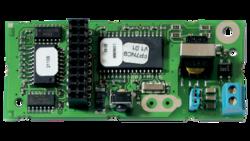 Karta sběrnice LON do  FP1216/2864,  pro připojení FRL700