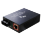 1-Port  10/100Base-Tx IEEE802.3af Copper + 1-Port  100Base-FX (2Km) Multi-Mode Fiber Unmanaged Media Converter (SC connector) (1x 15,4W PoE Budget)  (0~50℃) - Power 48V DC - Stand-alone - 1/2