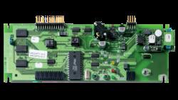 Dvojitá síťová karta ARCNET s jedním kanálem RS485, pro