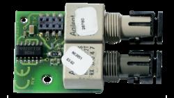 Jednokanálový optický interface pro NC2011/2051, dvě MM