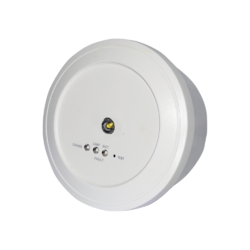 Dočasné nouzové, vodotěsné světlo pro vnější otevřené prostory s auto-testem 160ml, výdrž 3 hod. - 1