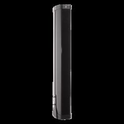 Sloup 1m - 360° pro PB infrazávory (oboustranný) včetně příslušenství pro instalaci.