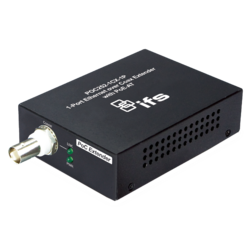 1-Port Power and IP over coax with PoE-AT - to be used in conguntion with the IP over coax (POC Series) network switches and media convertor.