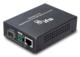 1-Port 10/100/1000Base-T Copper + 1-Port SFP Unmanaged Media Converter (0~50℃) - Power 5V DC - Stand-alone or Rack Mount - accepts SFP Port 1000Base-SX/BX/LX/LHX/ZX only - 1/3