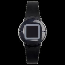 Osobní tísňové tlačítko433MHz-63bit (závěsné a náramkové hodinky), černé