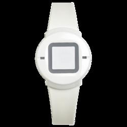 Osobní tísňové tlačítko433MHz-63bit (závěsné a náramkové hodinky), bílé