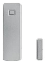 Bezdrátový magnetický kontakt na okno / dveře, 433MHz