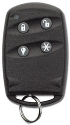 Přívěsek na klíče se čtyřmi funkčními tlačítky, 433 MHz